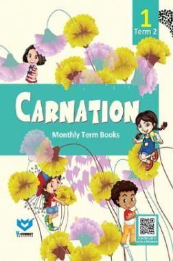 Carnation For Class - I (Term-II)