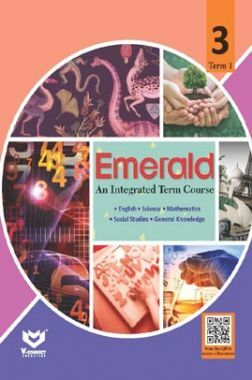 Emerald - An Integrated Term Course For Class - III (Term-I)
