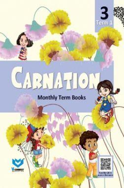 Carnation For Class - III (Term-1)