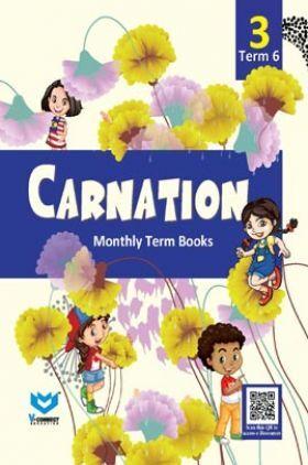 Carnation For Class - III (Term-6)