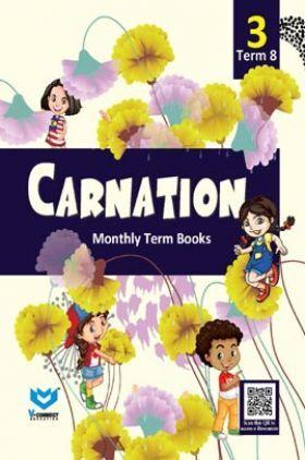 Carnation For Class - III (Term-8)
