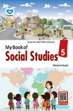 My Book Of Social Studies For Class - V