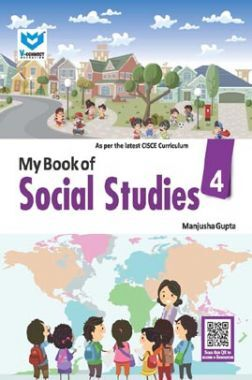 My Book Of Social Studies For Class - IV