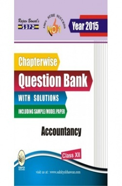 Download Chapterwise question bank with solutions Accountancy Class XIIth  by Rajeev Bansal PDF Online