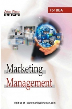 Marketing Management for B. B. A. III