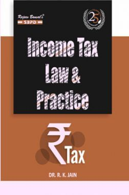 Income Tax Law & Practice with GST