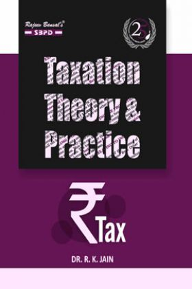 Taxation Theory And Practice