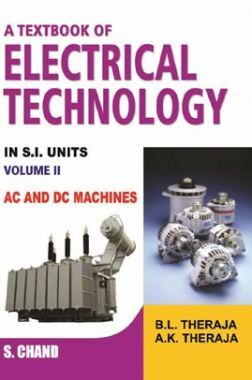 A Textbook of Electrical Technology - Volume II