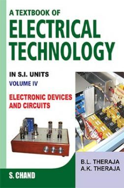A Textbook Of Electrical Technology - Volume IV