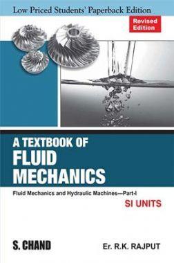 A Textbook Of Fluid Mechanics LPSPE