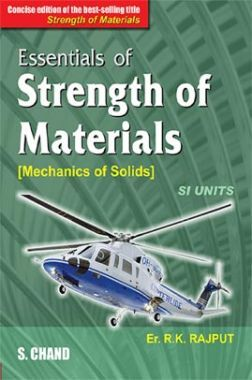 Essentials Of Strength Of Materials [Concise Edition]