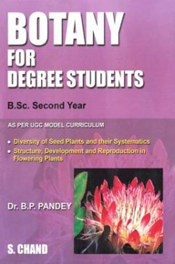 Botany For Degree Students - Year II