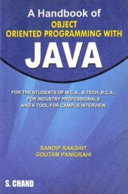 A Hand Book Of Objected Oriented Programming With Java