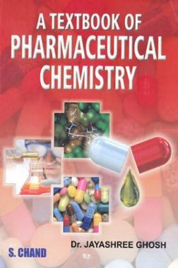 A Textbook Of Pharmaceutical Chemistry