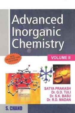 Advanced Inorganic Chemistry - Volume II