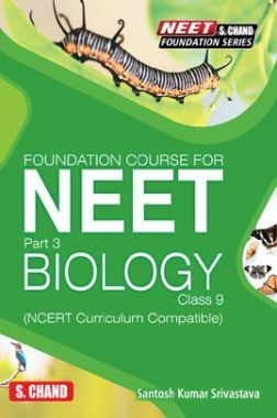 Foundation Course For NEET Par-3 Biology For Class-9