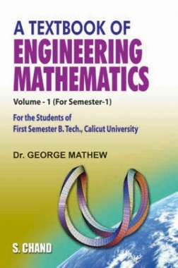 A Textbook Of Engineering Mathematics