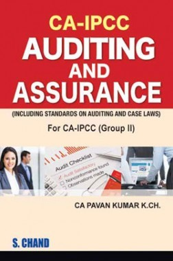 CA-IPCC Auditing And Assurance (For CA-IPCC Group-II)