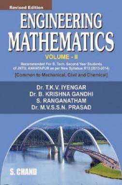 Engineering Mathematics Volume-II