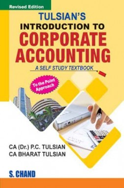 Introduction To Corporate Accounting