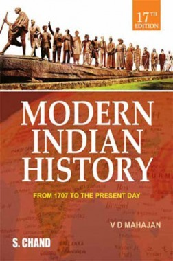 Download Modern Indian History by V D Mahajan PDF Online
