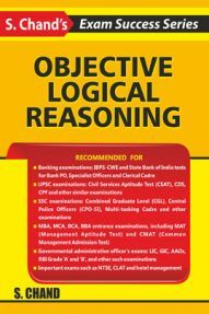 SChand Exam Success Series Objective Logical Reasoning