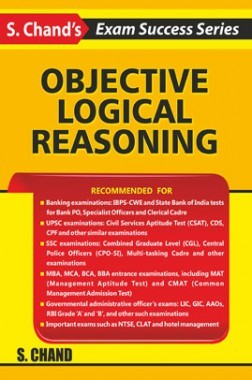 SChand Exam Success Series Objective Logical Reasoning