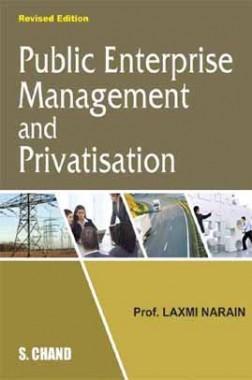 Public Enterprise Management And Privatisation