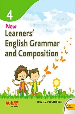 New Learner's English Grammar & Composition Book 4