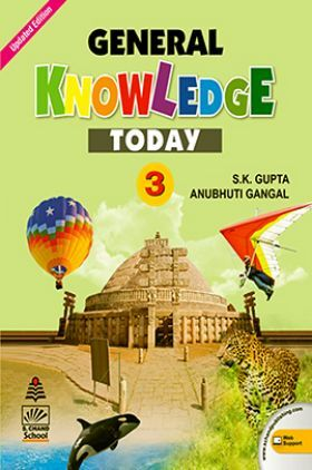 General Knowledge Today (Updated Edition) Book 3
