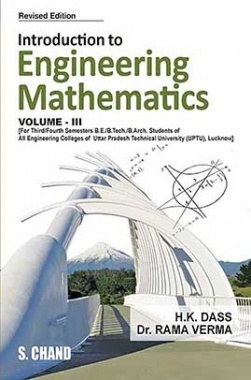 Introduction to Engineering Mathematics Vol-III