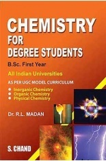 Download Chemistry for Degree Students (B Sc  1St Year) by R L Madan PDF  Online