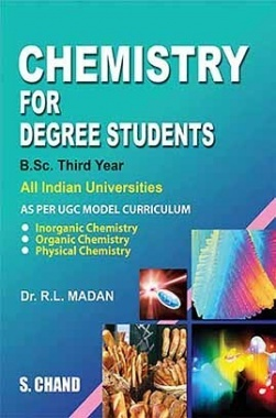 Chemistry for Degree Students (B.Sc. 3rd Year)