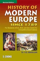Download History of Modern Europe Since 1789 by V D Mahajan PDF Online