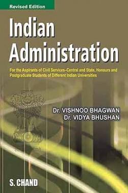 Download Indian Administration by Vidya Bhusan And Vishnoo Bhagwan PDF  Online