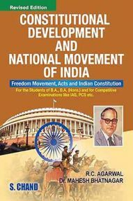 Constitutional Development And National Movement Of India