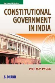 Constitutional Government In India