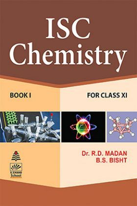 ISC Chemistry Book-I For Class XI