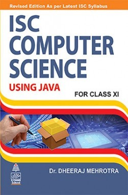 ISC Computer Science For Class XI