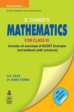 SChand'S Mathematics For Class XI