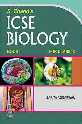 ICSE Biology Book-I For Class IX