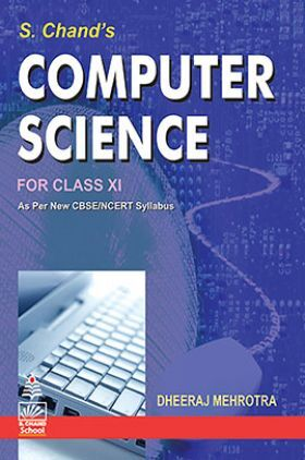SChand's Computer Science For Class XI