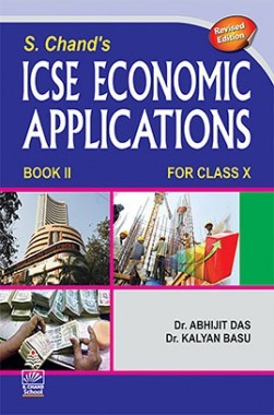 SChand'S ICSE Economic Application Book II Class-X
