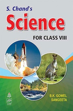 SChand's Science For Class VIII