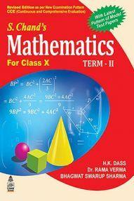 SChand'S Mathematics For Class X Term II