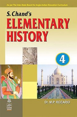 SChand'S Elemetary History For Class IV