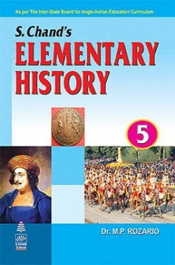 SChand'S Elemetary History For Class V