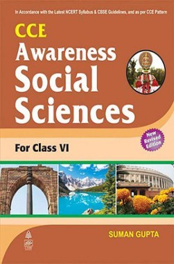 CCE Awareness Social Sciences For Class VI