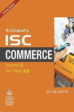 ISC Commerce Class-XII Vol II