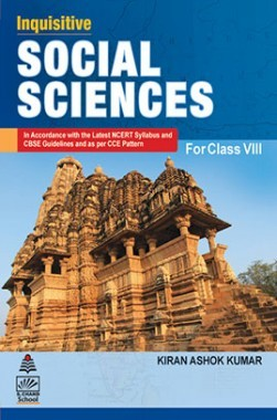 Inquisitive Social Sciences For Class VIII